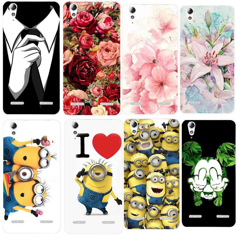 Silicone Cover for Lenovo A 6000 A6000 / A <font><b>6010</b></font> A6010 Plus K 3 K3 / K30 K 30 K30-t K30-w Phone Case for Lenovo A 6000 A6010 Plus image