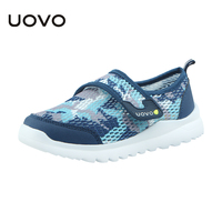 6e798983b7 UOVO Spring Summer Kids Shoes Mesh Breathable Children Shoes For Girls And  Boys Light Weight Casual. UOVO Primavera Verano niños zapatos ...