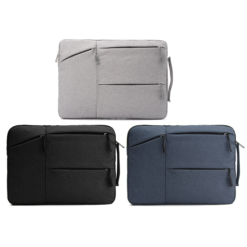 YUNAI Waterproof Laptop Bag Case Cover for MacBook 15 inch Oxford Fabric Sleeve Laptop Bag Protective
