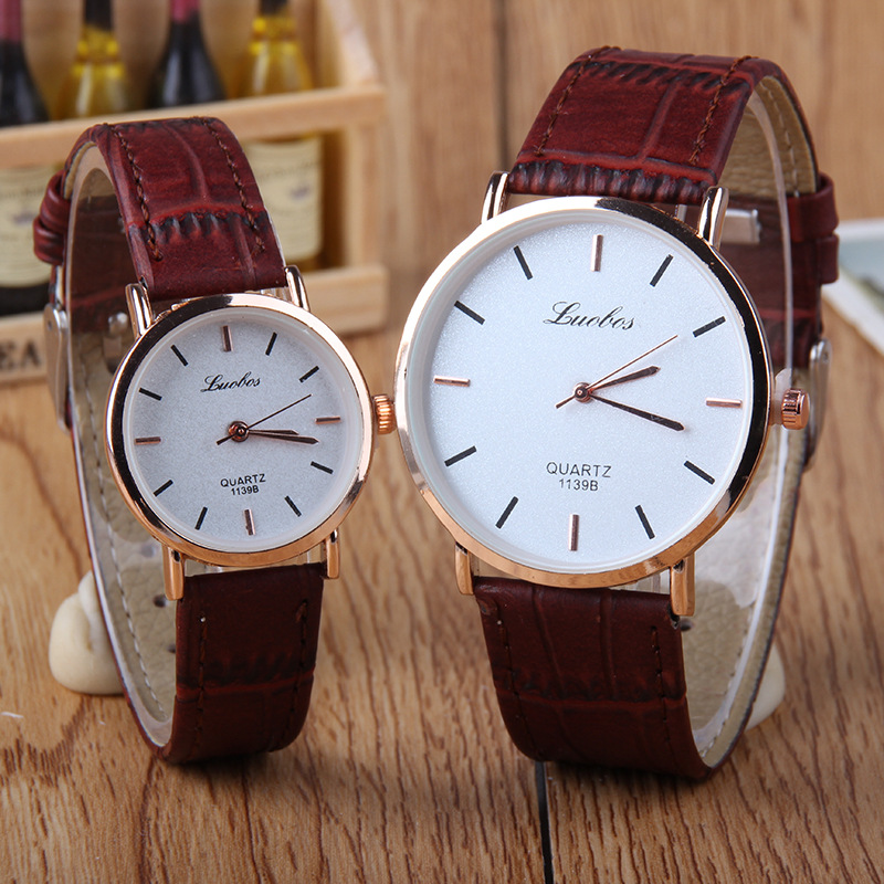 Hot Sale Top Brand Luxury Watches Women Men's Wrist Watches lovers' Fashion Clock Stainless Steel Quartz Watches hot sale saat clock watches women brand fashion dress ladies watches leather stainless women steel analog luxury wrist watch
