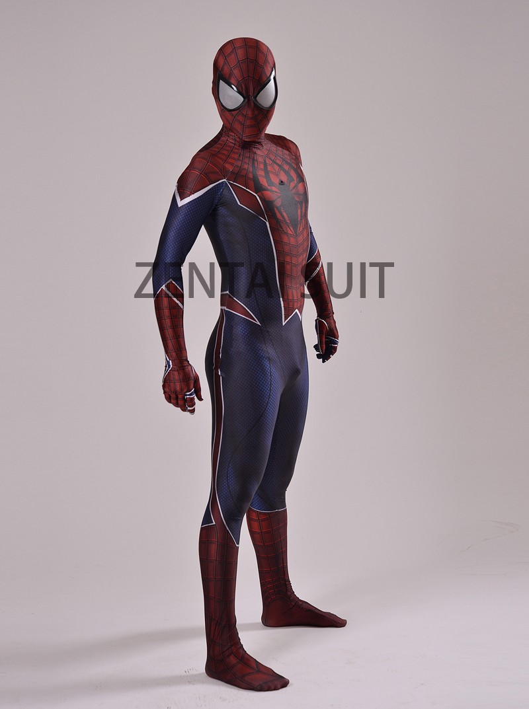 Spiderman կոստյումներ երեխաների համար / - Կարնավալային հագուստները - Լուսանկար 4