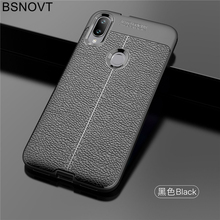 For Xiaomi Mi Play Case Soft TPU Silicone Leather Phone Cover 5.84 inch BSNOVT