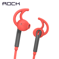 ROCK 3 5mm In Ear Mucu Stereo Earphones Earbud Headphone With Microphone Remote Clear Sound Strong