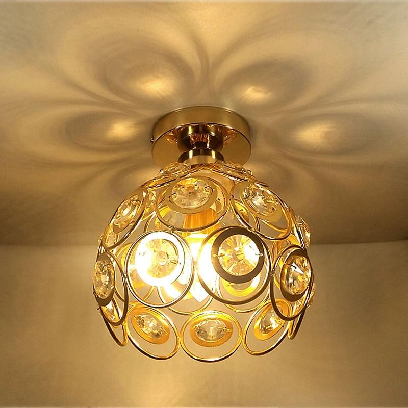 Corridor 1 pcs led ceiling lights for Hallway iron Ceiling Lamp surface light Entrance Balcony suspension lamp E27 led Luminaria цена и фото