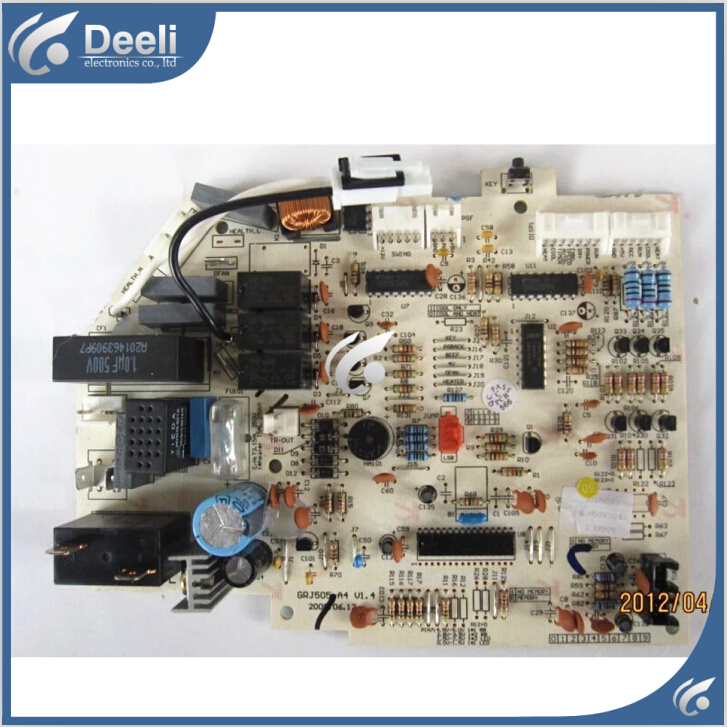 Подробнее о 95% new good working for air conditioning Computer board 301350862 M505F3 pc board circuit board on sale 95% new good working for air conditioning computer board ju7 820 1730 pow 20fh pc board circuit board on sale