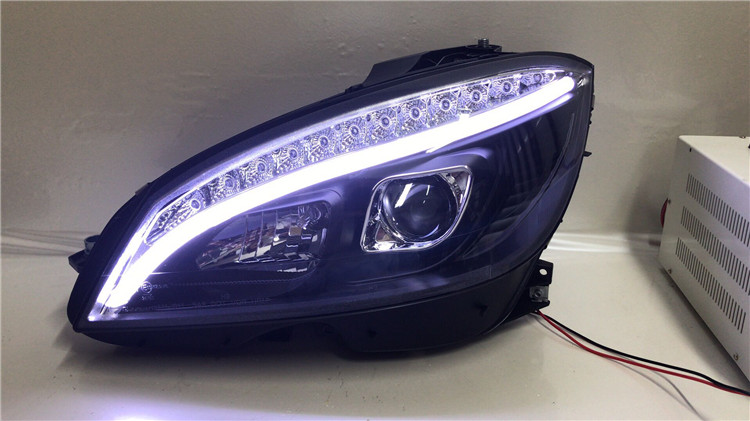 All kinds of cheap motor mercedes c300 headlight in All B