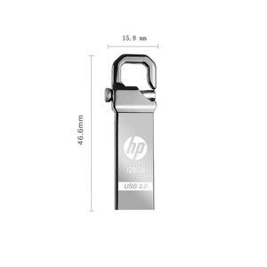 Image 5 - オリジナル HP usb フラッシュドライブ 128 ギガバイト cle USB トロボの活 3.0 ペンドライブ高速ミニ Cle メモリスティックのロゴ DIY verschiffen Schiff USB スティック