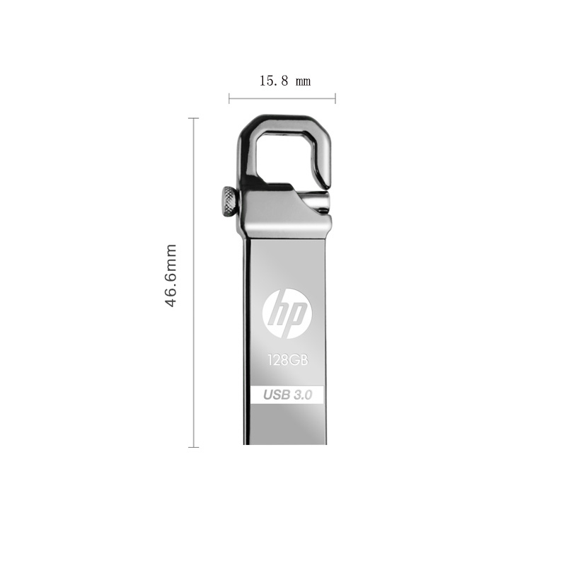 Image 5 - Original HP usb Flash Drive 128gb cle USB Flas 3.0 Pendrive High 