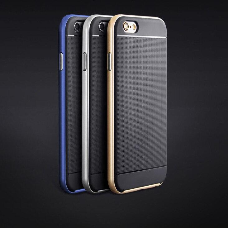 Para iPhone6 6 s 6 más 6 s más 7 más de Lujo Armor Back caso 4.7 Teléfono Acceso
