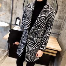 2017 Горячие Продажа Обычные Broadcloth Новый Зима Мужчины Пальто Длинные Slim Fit Пальто Высокого Качества Пальто Мода Верхняя Одежда