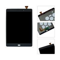 For Samsung Galaxy Tab A 9.7 SM T550 T550 T551 T555 Lcd Display Touch Screen Digitizer Free Tools Black White