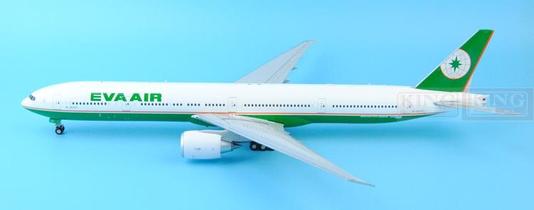 Offer: JC Wings Special XX2782 B777-300ER N/C 1:200 Taiwan Airlines commercial jetliners plane model hobby