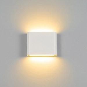 Image 4 - Уличная светодиодная настенная лампа, 6 Вт, 12 Вт, бра для крыльца, декоративная лампа для коридора, водонепроницаемый садовый светильник для дорожек, ландшафта, 110 В, 220 В