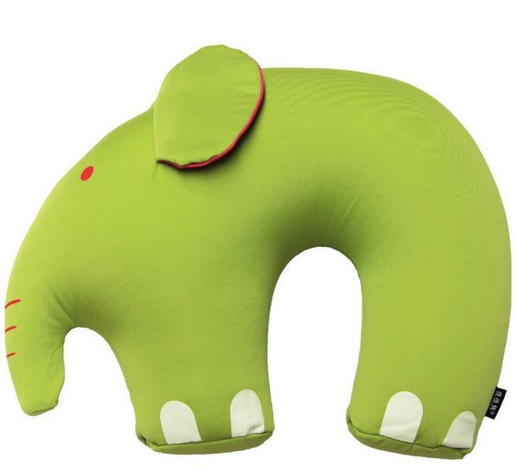 U Pillow Home Decor Elephant U Shape Travel Pillowsor Seat Cushion Feed or Play So Soft Travel Neck Pillow