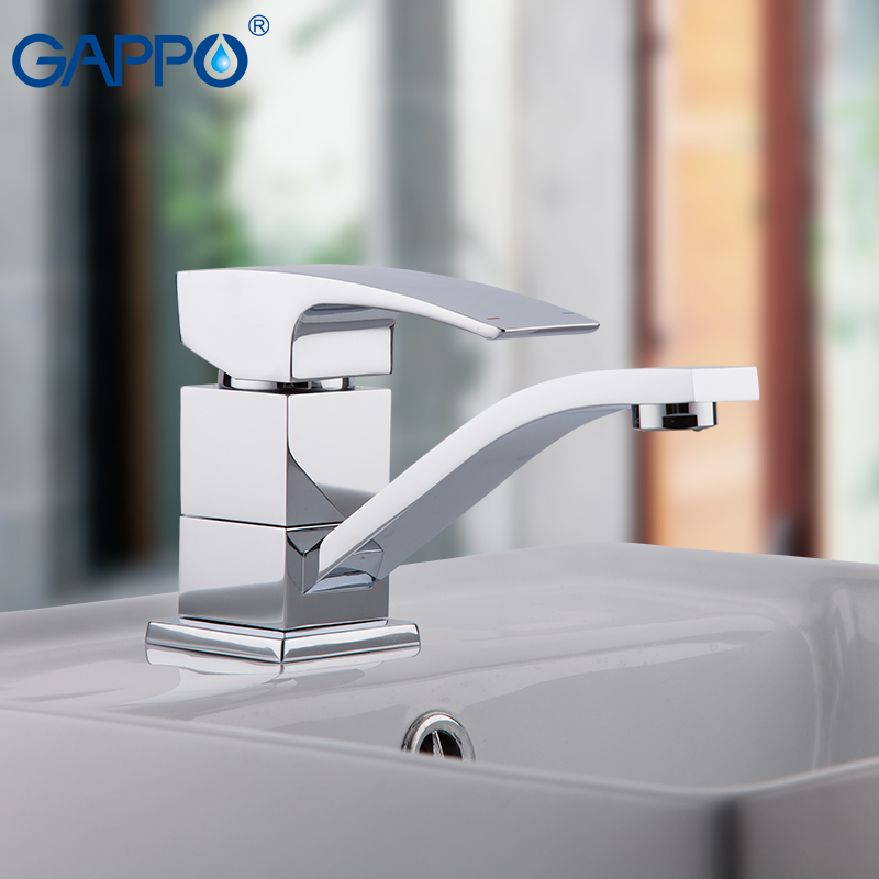 GAPPO Kitchen Faucet Brass Rotatable Taps Kitchen Sink Faucet Waterfall Deck Mounted Mixer Kitchen Taps Faucets