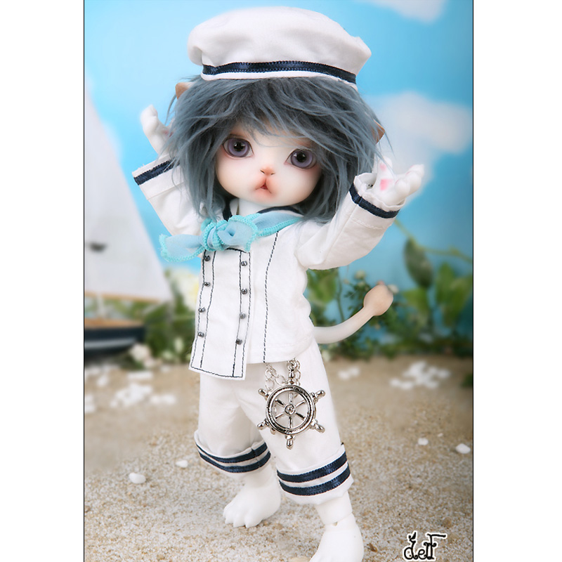 Luts Zuzu Delf LIO bjd resin figures luts ai yosd volks kit doll not for sales bb fairyland toy baby gift iplehouse