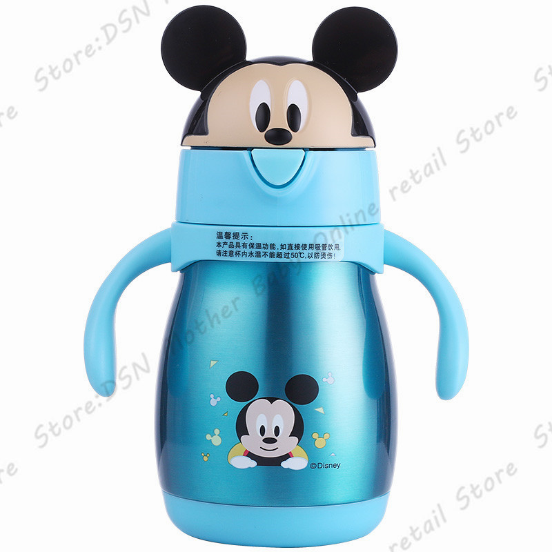 Disney-GX-5947-Baby-Feeding-Cup-with-Straw-Stainless-Steel-Insulation-Learn-Drinking-Cup-Thermal-Bottle (1)
