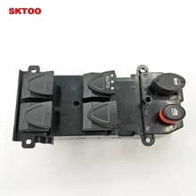 цена на SKTOO Free shipping for Honda Civic FA1 glass lifter switch assembly Left front door window lifter switch button
