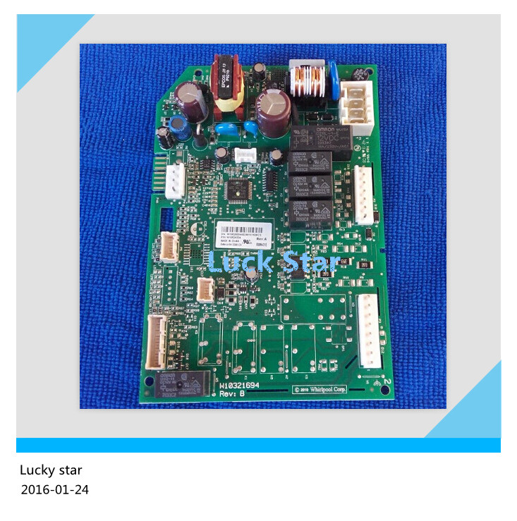 95% new for whirlpool good working High-quality for refrigerator Computer board BCD-600E2W BCD-600E2S board benro a 168 b 0 pu 50