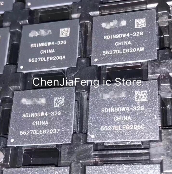 1PCS~5PCS/LOT SDIN9DW4-32G 32GB EMMC BGA New original