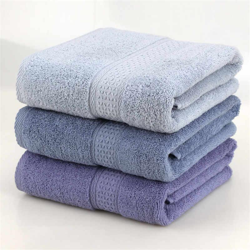 10 ألوان 100% ٪ الصلبة شاطئ منشفة للبالغين التجفيف السريع لينة حمام منشفة سميكة ماصة للجراثيم