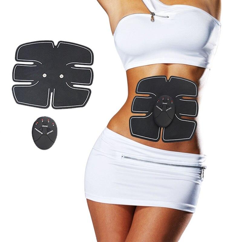 Estimulador eléctrico masaje pérdida de peso que adelgaza masaje Muscular Electrónico adelgazamiento masajeador para fitness perder peso salud 3