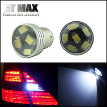 2pcs High Power HID White 1156 7506 7528 BA15s P21W 6 3528 SMD LED Projector font