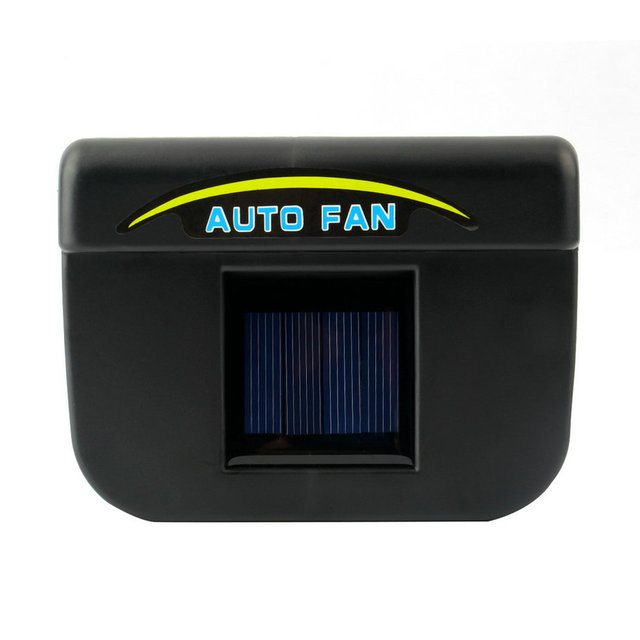Solar Auto Ventilator