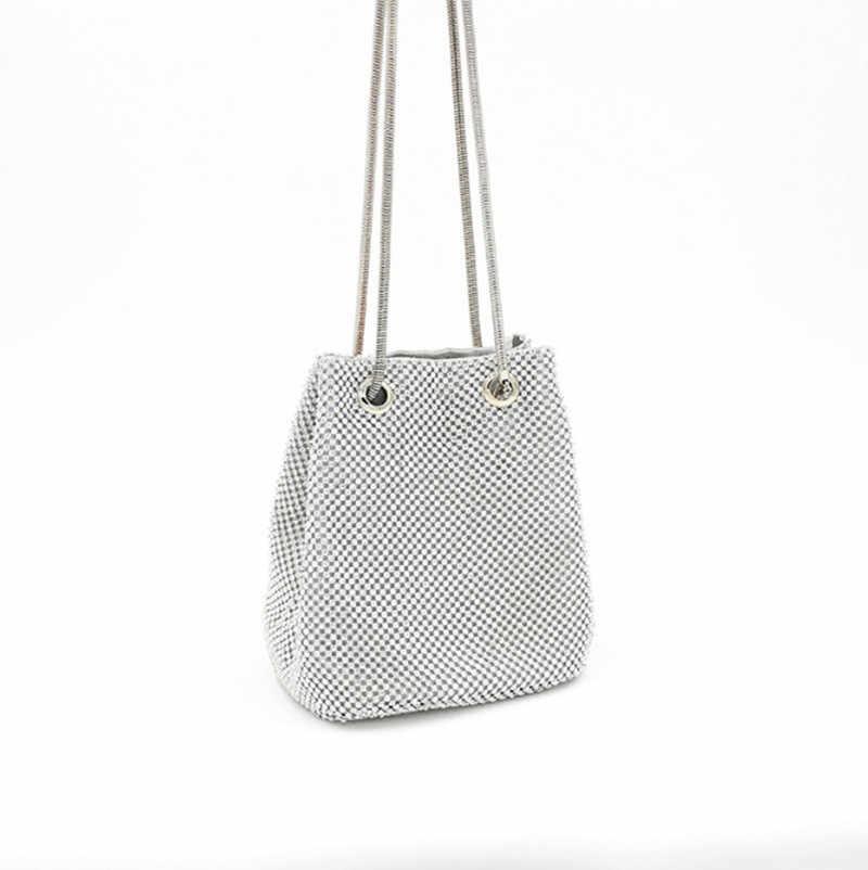 ... Женская Алмазная Сумка Винтаж Кристалл дизайн вечерняя сумочка  Свадебная вечеринка клатч невесты велюровая сумка кошелек Стразы 56415b87ff4