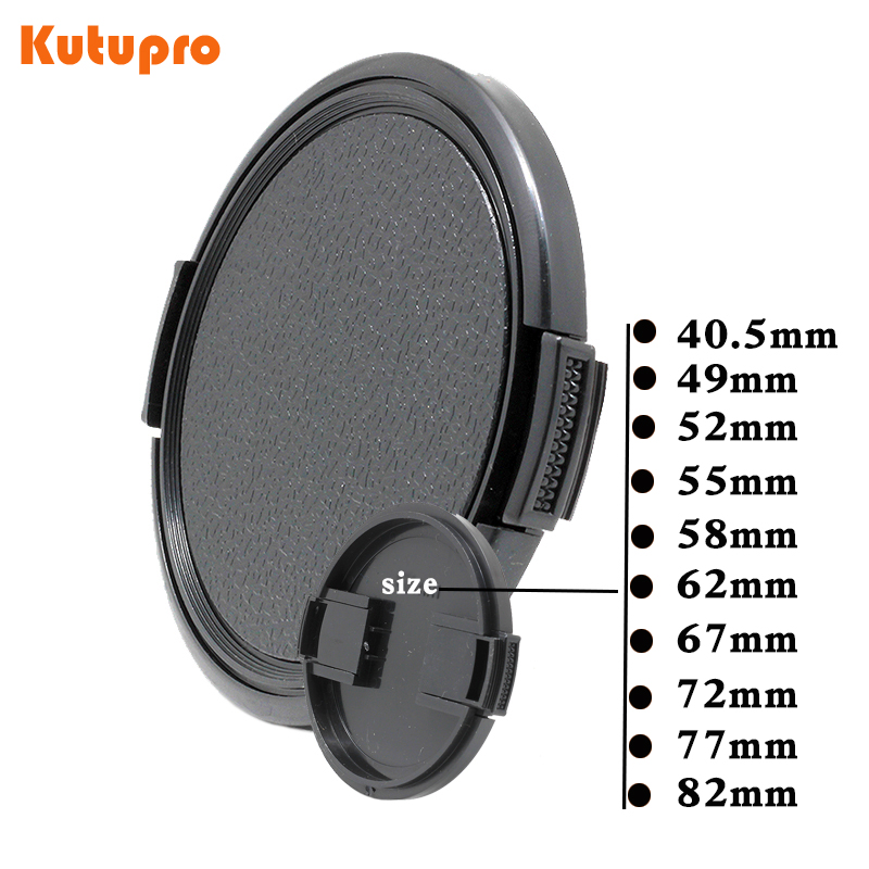 kutupro 1pcs 40.5mm Lens Cap cover protector for Sony A6000 A5100 A5000 NEX-5T NEX-5R NEX-6 NEX-3N 16-50mm image