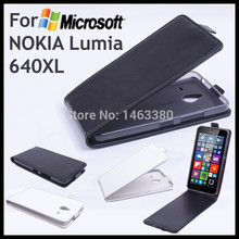 High Quality Leather Case For NOKIA Microsoft Lumia 640XL 640 XL Windows Phone housing Flip Cover cases with cellphone Cases все цены