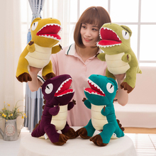 New Lovely Jumping Dragon Plush Toys Stuffed Animal Doll Pillow Toy For Kids Kawaii Cute Cushion Hand Warmer Gift B106