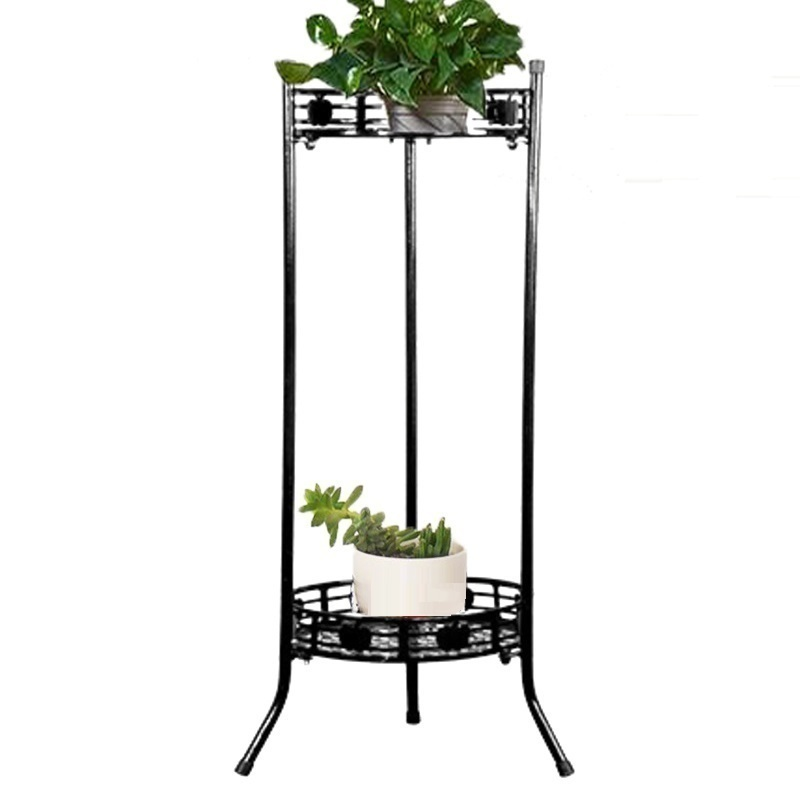 все цены на Varanda Mensola Porta Piante Metal Shelf Support Pour Plante Shelves Plant Stand Balcon Balkon Balcony Flower Iron Rack