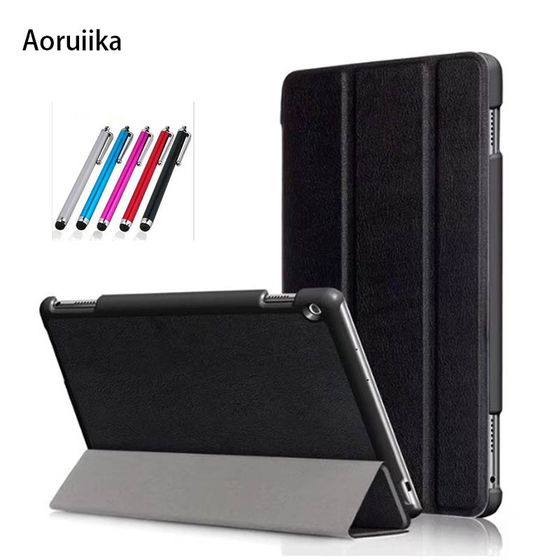 PU Leather Case For Media Pad M3 Lite 10 Ultra Thin Slim Smart Cover Case For Huawei Mediapad M3 Lite 10.1 BAH-W09 BAH-AL00 luxury pu leather cover business with card holder case for huawei mediapad m3 lite 10 10 0 bah w09 bah al00 10 1 inch tablet