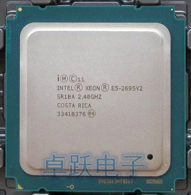 Original Intel Xeon official version E5 2695V2 2 40GHz 12
