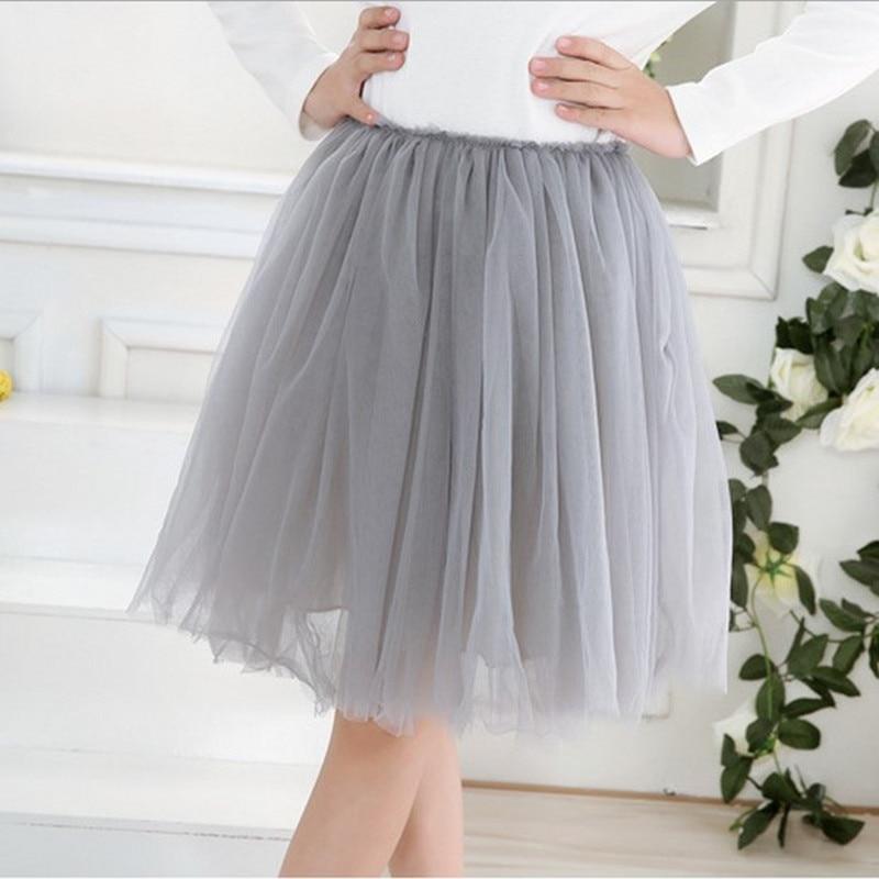 8a3d5296b Niñas faldas niños Falda plisada del tutú muchacha granadina de ...
