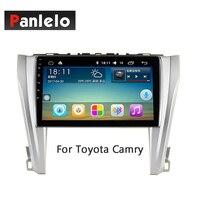 Panlelo Android 7,1 стерео 2 Din 10,2 дюйма для Toyota Corolla Vios YARiS L Land Cruiser RAV4 Левин Camry Prado Highlander