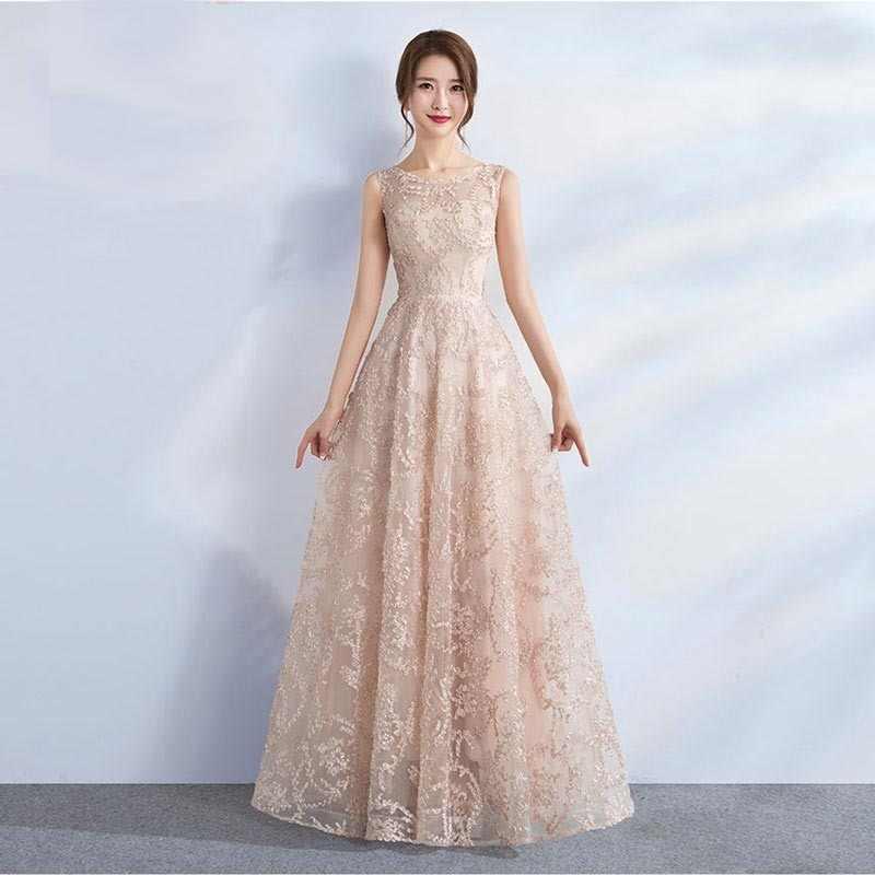 9e7997f5637a YIDINGZS moda Sweetheart vestido de graduación de encaje de color ...
