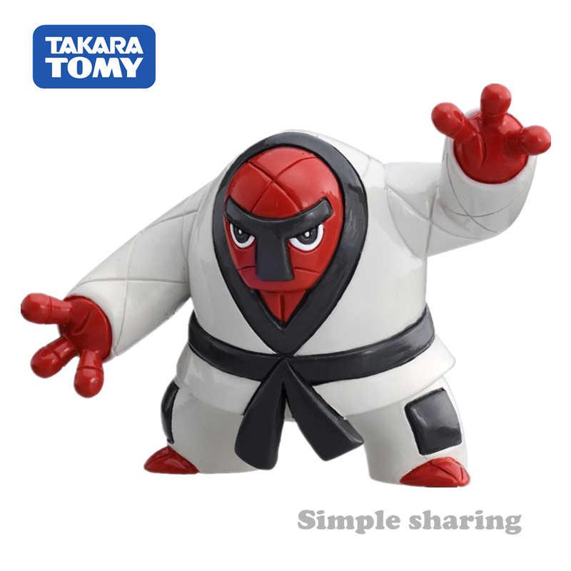 TAKARA TOMY Tomica Pokemon Angka M145 Koleksi Miniatur Diecast Mainan Bayi Model Kit Boneka Lucu (Beberapa Paket Rusak)