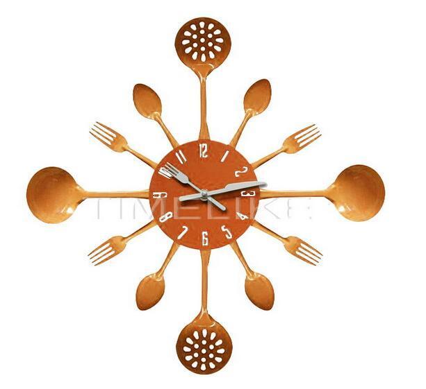 Nuovo 2018 nuova offerta speciale Moderno orologio da parete ...