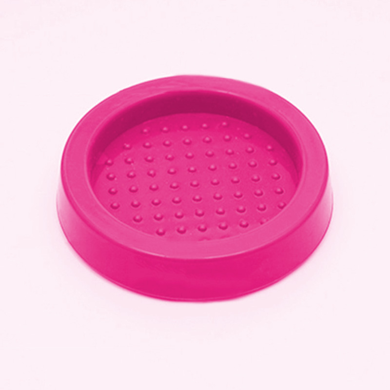 100% Brand New Great Gift Tamper Mat Coffee Multi-color Stand Seat Round Silicone Espresso Hot New Hot Sale