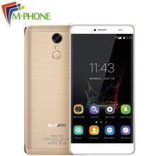 Original BLUBOO Maya Max 6.0 pulgadas HD 4G Del Teléfono Móvil Android 6.0 MTK6750 Octa Core 3G RAM 32G ROM 13.0MP Smartphone de Huellas Digitales