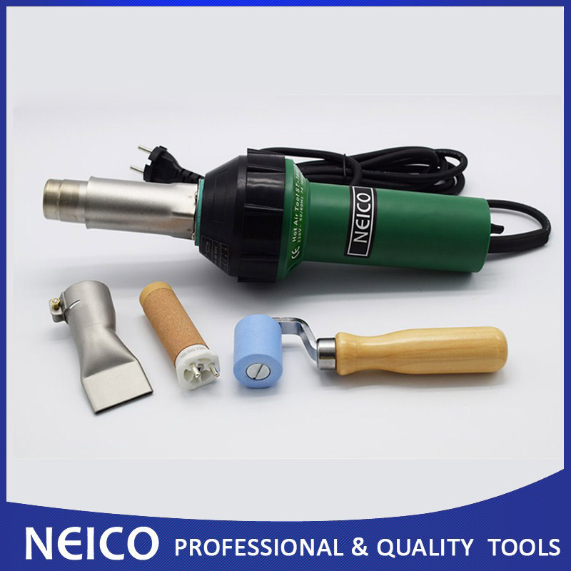Free Shipping 120V Or 230V Hot Air Welding Tools Of 1600W Heat Gun With 40mm Teflon