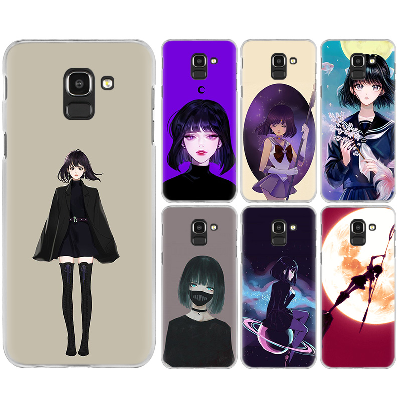 sailor moon sailor saturn case cover for samsung galaxy. Black Bedroom Furniture Sets. Home Design Ideas