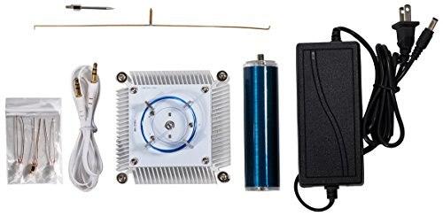 Kit de modèle d'expérience de Transmission sans fil de haut-parleur de Plasma de bobine de Tesla de musique - 4