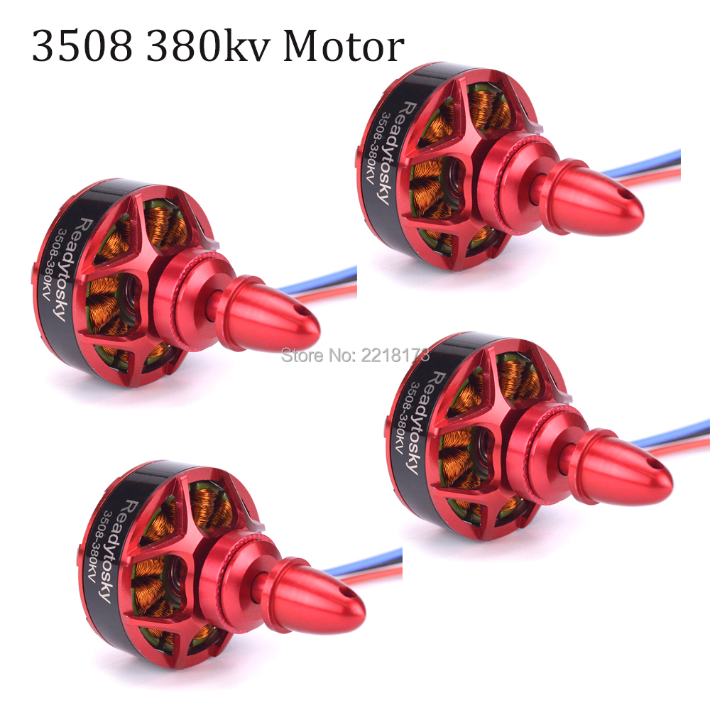 3508 380KV KV380 Brushless Motor for Drone Multi-axis Aircraft Multirotor Quadcopter Hexa Drone RC jmt 4pcs mt3508 380kv 580kv motor disk motor for multi axis aircraft diy quadcopter drone