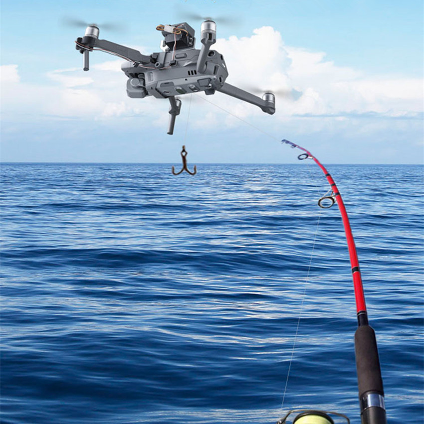 Shinkichon Pelter Fish Bait Advertising Ring Thrower For Fishing Publicity Propose For DJI Mavic 2 Pro/Zoom RC Quadcopter Drone