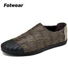 Fotwear Man casual shoes Loafer slip-on shoe smart-casual footwear Shoes men for everyday wearing Modern fashion style work
