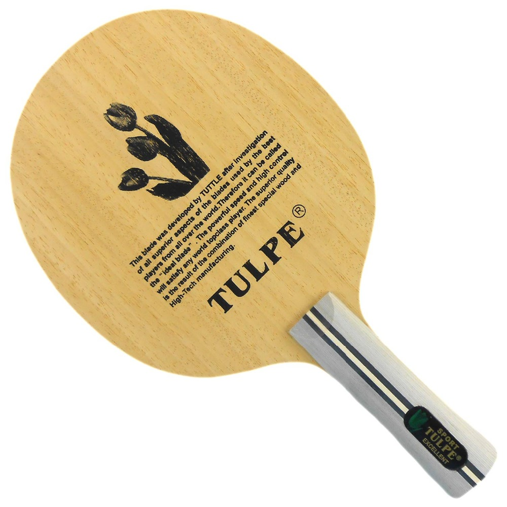 Здесь продается  Kokutaku Tulpe T-7008 shakehand table tennis / pingpong blade  Спорт и развлечения