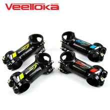 2016 Newest  Road Mountain Bike Carbon + Aluminum Alloy Bicycle Stem 31.8 mm 6 degrees 4 Colors MTB parts